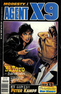 Cover Thumbnail for Agent X9 (Semic, 1971 series) #2/1997