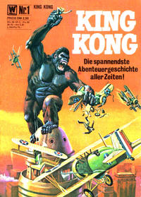 Cover Thumbnail for King Kong (BSV - Williams, 1970 series) #1 [3. Auflage]