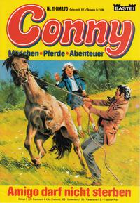 Cover Thumbnail for Conny (Bastei Verlag, 1980 series) #11