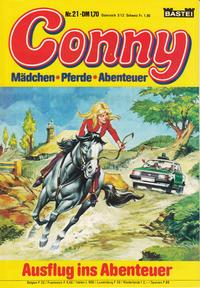 Cover Thumbnail for Conny (Bastei Verlag, 1980 series) #21