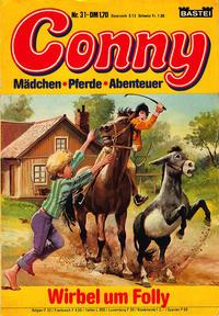 Cover Thumbnail for Conny (Bastei Verlag, 1980 series) #31
