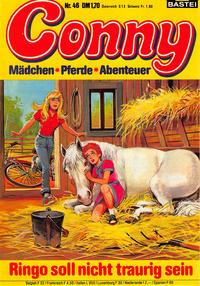 Cover Thumbnail for Conny (Bastei Verlag, 1980 series) #46