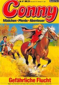 Cover Thumbnail for Conny (Bastei Verlag, 1980 series) #47
