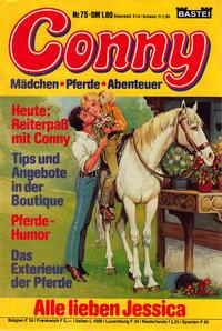 Cover Thumbnail for Conny (Bastei Verlag, 1980 series) #75