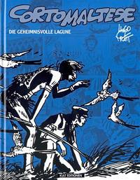 Cover Thumbnail for Corto Maltese (Kult Editionen, 2001 series) #[4] Die geheimnisvolle Lagune
