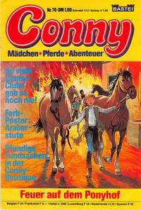 Cover Thumbnail for Conny (Bastei Verlag, 1980 series) #76