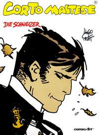 Cover Thumbnail for Corto Maltese (Carlsen Comics [DE], 1988 series) #11 - Die Schweizer