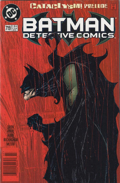 Cover for Detective Comics (DC, 1937 series) #719 [Direct Edition]