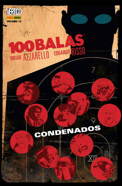 Cover for 100 Balas (Panini Brasil, 2010 series) #13 - Condenados