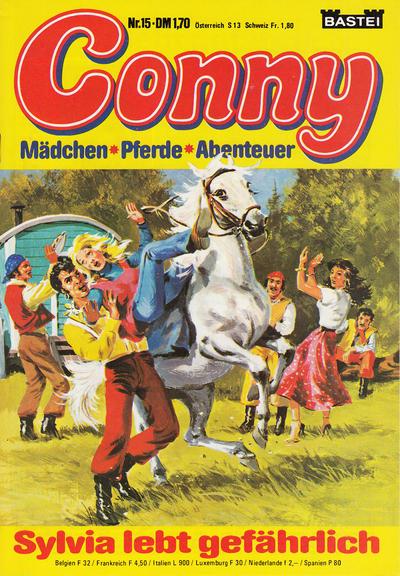 Cover for Conny (Bastei Verlag, 1980 series) #15