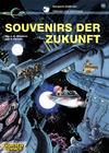 Cover for Valerian und Veronique (Carlsen Comics [DE], 1978 series) #22 - Souvenirs der Zukunft