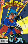 Cover for Superman Adventures (DC, 1996 series) #25 [Direct Sales]