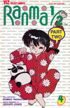 Cover for Ranma 1/2 Part Two (Viz, 1993 series) #4