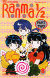Cover for Ranma 1/2 Part Two (Viz, 1993 series) #8