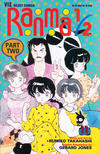 Cover for Ranma 1/2 Part Two (Viz, 1993 series) #11