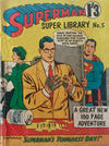Cover for Superman Super Library (K. G. Murray, 1964 series) #5