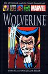 Cover for Die offizielle Marvel-Comic-Sammlung (Hachette [DE], 2013 series) #3 - Wolverine