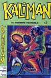 Cover for Kaliman (Editora Cinco, 1976 series) #42