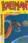 Cover for Kaliman (Editora Cinco, 1976 series) #37