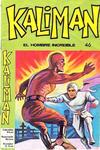 Cover for Kaliman (Editora Cinco, 1976 series) #46