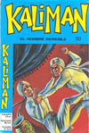 Cover for Kaliman (Editora Cinco, 1976 series) #50