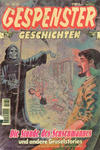 Cover for Gespenster Geschichten (Bastei Verlag, 1974 series) #1039
