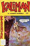 Cover for Kaliman (Editora Cinco, 1976 series) #109
