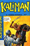 Cover for Kaliman (Editora Cinco, 1976 series) #107