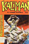 Cover for Kaliman (Editora Cinco, 1976 series) #108
