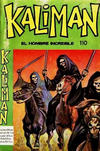 Cover for Kaliman (Editora Cinco, 1976 series) #110