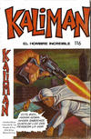 Cover for Kaliman (Editora Cinco, 1976 series) #116