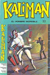 Cover for Kaliman (Editora Cinco, 1976 series) #52