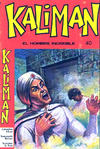 Cover for Kaliman (Editora Cinco, 1976 series) #40