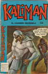 Cover for Kaliman (Editora Cinco, 1976 series) #124