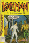 Cover for Kaliman (Editora Cinco, 1976 series) #118