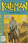 Cover for Kaliman (Editora Cinco, 1976 series) #119