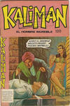 Cover for Kaliman (Editora Cinco, 1976 series) #120