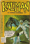 Cover for Kaliman (Editora Cinco, 1976 series) #117