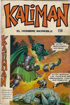 Cover for Kaliman (Editora Cinco, 1976 series) #130