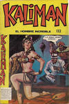 Cover for Kaliman (Editora Cinco, 1976 series) #132
