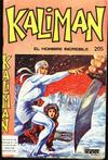 Cover for Kaliman (Editora Cinco, 1976 series) #205