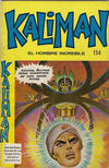 Cover for Kaliman (Editora Cinco, 1976 series) #134