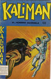 Cover for Kaliman (Editora Cinco, 1976 series) #133