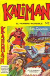 Cover for Kaliman (Editora Cinco, 1976 series) #142