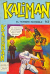 Cover for Kaliman (Editora Cinco, 1976 series) #143