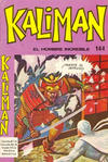 Cover for Kaliman (Editora Cinco, 1976 series) #144