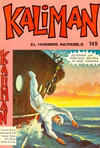 Cover for Kaliman (Editora Cinco, 1976 series) #149
