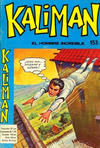 Cover for Kaliman (Editora Cinco, 1976 series) #153