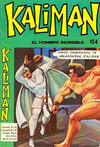 Cover for Kaliman (Editora Cinco, 1976 series) #154