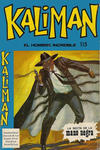 Cover for Kaliman (Editora Cinco, 1976 series) #115